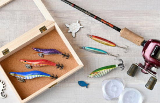 釣りで楽しむ趣味の時間